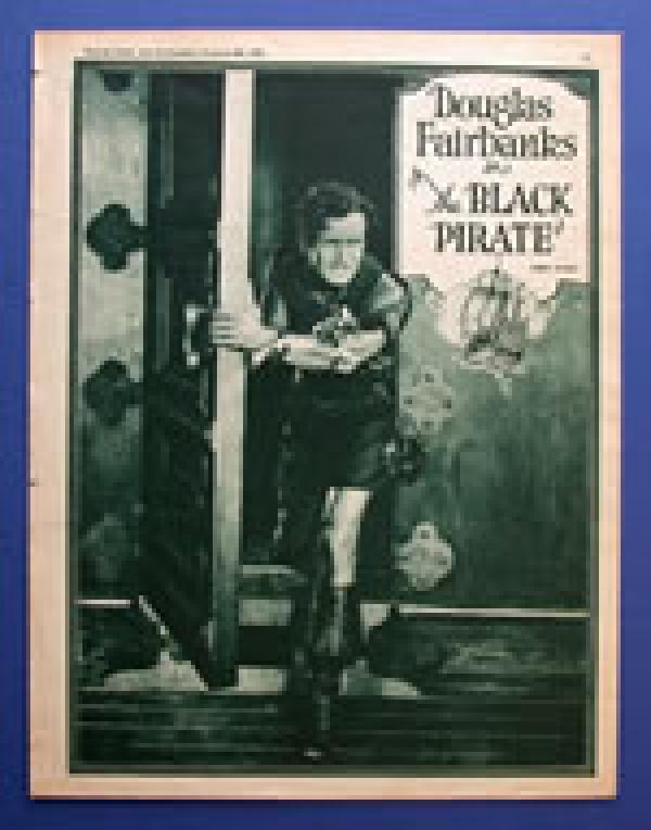 Black Pirate, The